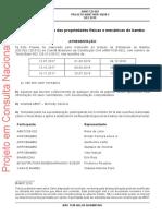 Proj NBR 16828-2 - Estruturas de Bambu Parte 2_Determincacao propriedades físicas e mecânicas do bambu - em consulta ate 30-03-2020