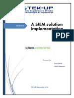 Splunk_Solution_Implementation