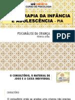 Psicanálise da criança material.pdf