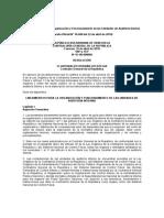 Lineamientos para la Organización y Funcionamiento de las Unidades de Auditoría Interna