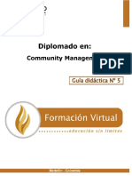 documento sobre comunity manager 5