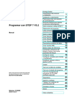 STEP 7 - Programar con STEP 7