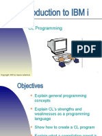 5th Chapter 5 - C L Programming