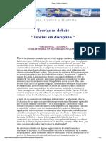 Teoría, Crítica e Historia.pdf