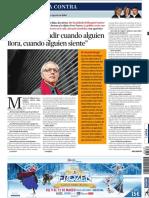 Montero,Jordi -  neurofisiólogo, experto en dolor