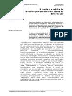 BICALHO, Lucinéia. teoria e prática da interdisciplinaridade..pdf