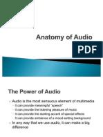 Anatomy of Audio1