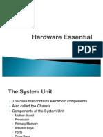 Hardware Essential