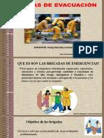 diapositivas tecnicas de evacuacion