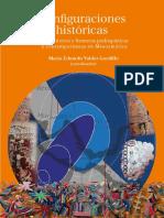 Configuraciones históricas de territorios y fronteras prehispánicas y contemporáneas en Mesoamérica / Coordinador Mario Eduardo Valdez Gordillo
