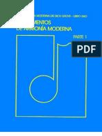 Dick Grove - Fundamentos de Armonia Moderna 1