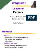 9 Memory