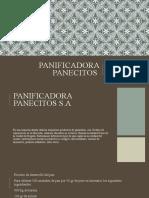 Panificadora panecitos
