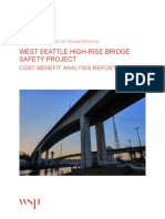 West Seattle Bridge Cost-Benefit Analysis