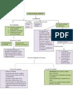 LEGISLACION LABORAL MAPA MENTAL CLASIFICACION DE CONTRATO