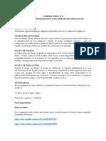 ALGUNAS PROPIEDADES DE LOSCOMPUESTOS ORGANICOS