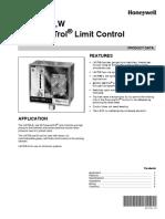 Honeywell pressuretrol reset manual L4079A_L4079B_L4079W