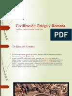 civilizacion griega y romana