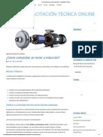 ¿Como comprobar un motor a inducción_ – Capacitacion Técnica