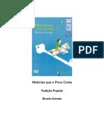 Ricardo Azevedo - Histórias que o Povo Conta (Literatura Em Minha Casa - Tradição Popular)