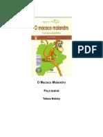 Tatiana Belinky - O Macaco Malandro (Literatura Em Minha Casa - Peça teatral)