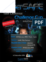 Self Defence Challenge Cup-Inter University