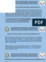iNSTRUCTIVO CURSO DE INCIACION UNIVERSITARIA CIU 2020-III (1)