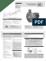 Folleto electrobomba centrifuga KM PDF