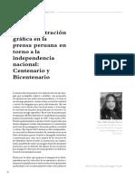 Arte e ilustración gráfica en la prensa peruana en torno a la independencia nacional