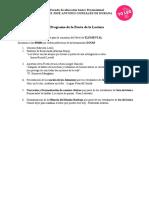 Programa de la Fiesta de la Lectura NIVEL ELEMENTAL 2020.docx