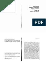 Simmel - El concepto y la tragedia de la cultura en Sobre la aventura.pdf
