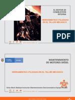 4.HERRAMIENTAS UTILIZADAS EN EL TALLER MECÁNICO