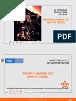 9.CARACTERÍSTICAS, TIPOS Y APLICACIONES DE LOS MOTORES DIÉSEL.