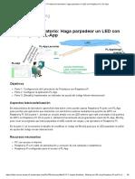 2.2.2.7 Práctica de laboratorio_ haga parpadear un LED con Raspberry Pi y PL-App.pdf