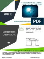 Presentacion No. 5-Vertederos cresta Ancha - 2020-2