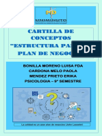 CARTILLA FINAL - ESTRUCTURA PARA UN LAN DE NEGOCIO