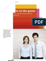 PWC Family Business Survey 2010-2011