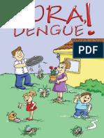 Somos os superexterminadores da dengue. missão é combater... ... e eliminar o mosquito. dessa doença. Junte-se ao batalhão de operações (1)