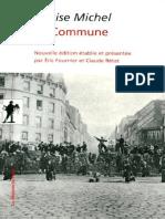 Michel, Louise_ Fournier, Eric_ Rétat, Claude - La Commune