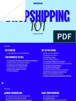 Dropshipping 101 Course Toolkit