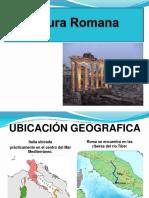 CULTURA ROMANA (1)