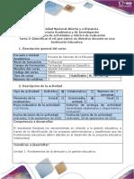 Guía de actividades y rúbrica de evaluación - Tarea 2 - Entrevista a un rector o directivo docente de un establecimiento educativo en Ejercicio (1).docx.pdf