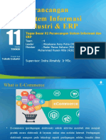 Tugas Besar 02 _ E-Commerce _ PSII & ERP _ PPT