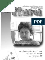 fluru FLUequal RUndbrief 05/2007