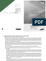 Samsung - LN40B530 - Manual.pdf