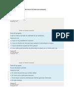 PREGUNTAS MODULO 3 CURSO BASICO DE DERECHOS HUMANOS