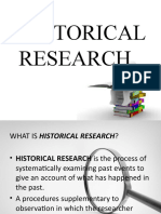 HISTORICAL-RESEARCH