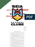 Escritura de Constituição do SFC