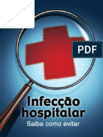 Infecção Hospitalar, saiba como evitar.
