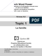 FWP A2 Topic 1